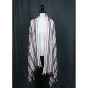 J.crew Cape Scarf Wrap Wool and Cotton NWT
